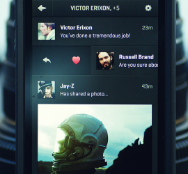 Conversation iPhone App
